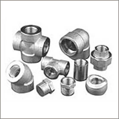 Forged Pipe Fittings - Wellgrow